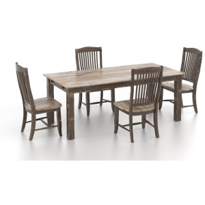 Champlain 5PC Dining Set