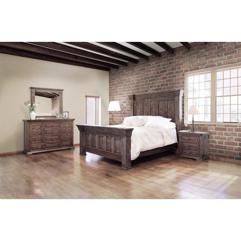 Terra 3PC Queen Bedroom Set