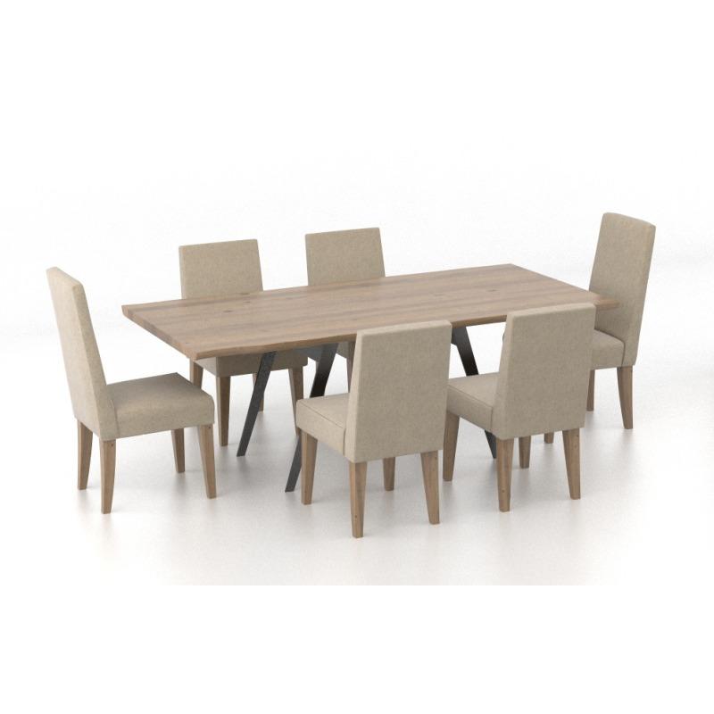 East Side 6PC Dining Set