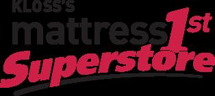 Kloss Mattress 1st Superstore Logo