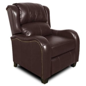 Leather Leonard Recliner