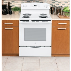 "30"" Free-Standing Self-Clean Electric Range"
