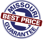 Missouri Best Price Guarantee