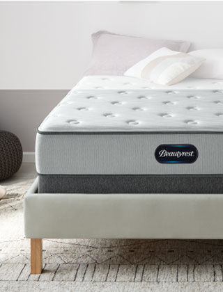 MATTRESSES <span>A Better Night's Rest for Less.</span>