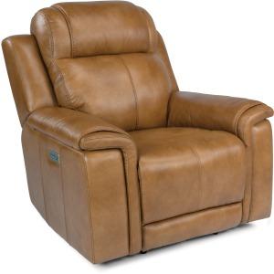 Kingsley Power Recliner w/Power Headrests