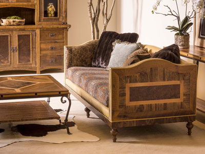 Green Gable Living Room Furniture