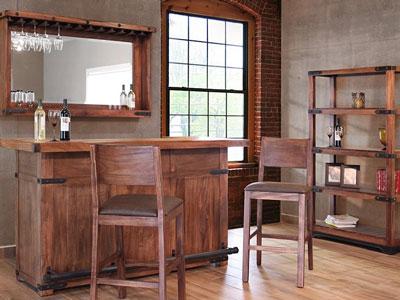 International Furniture Direct Bar