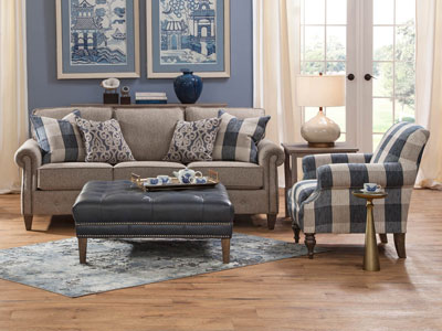 Mayo Living Room Furniture Upholstery