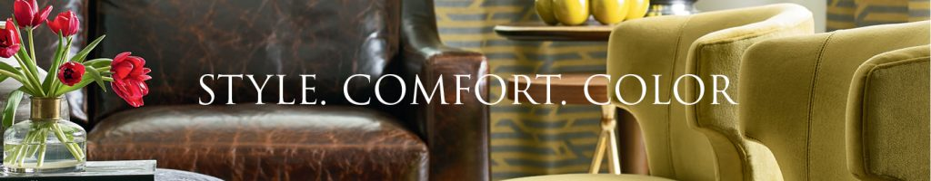 Style. Comfort. Color