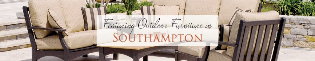 Outdoors in Southampton
