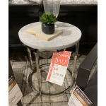 ROUND END TABLE PKG