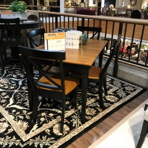 Table & Chair Package