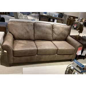 WESTSIDE LEATHER SOFA