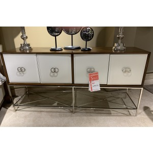 KINGSLEY SIDEBOARD TWO TONE
