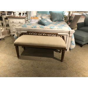 Plantation Bed Bench