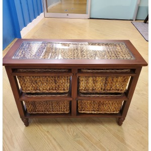 4 BASKET HORIZONTAL CABINET