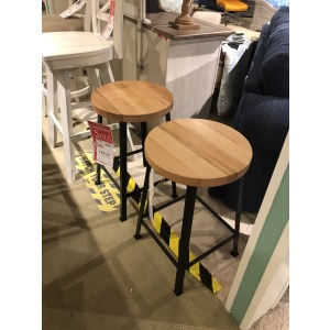 Backless Counter Stool (2 in Stock)