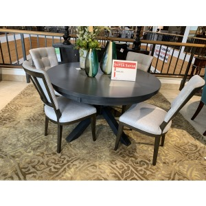 TABLE & 4 CHAIR PKG