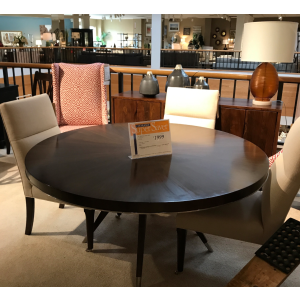 """60"""" DINING TABLE PKG"""