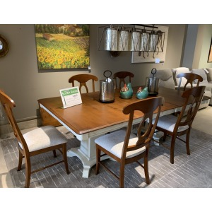 TABLE & 6  CHAIR PACKAGE