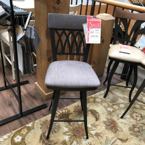 Oxford Swivel Counter Stool