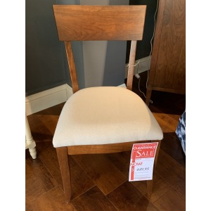 BELLA SIDE CHAIR W/FABRIC