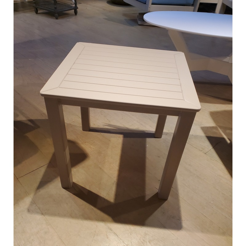 21″ Square End Table