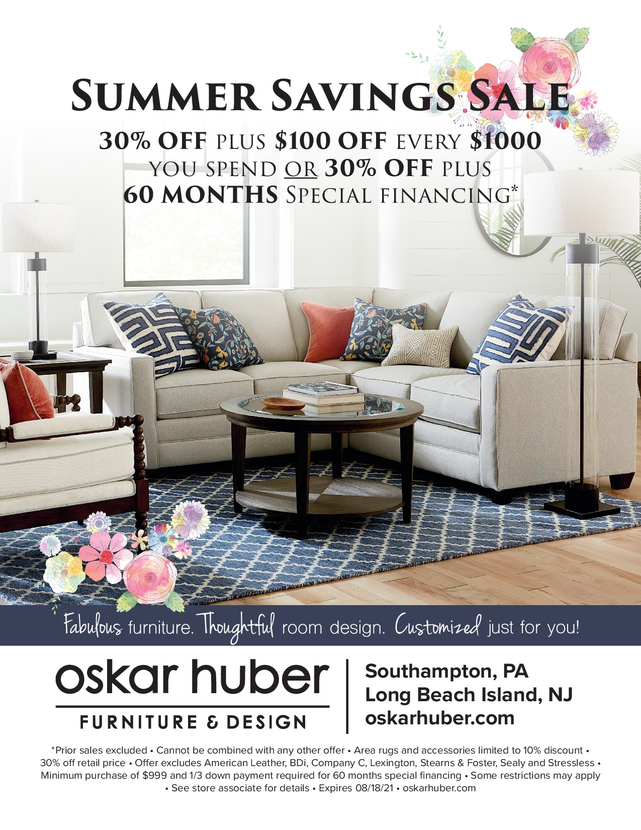 Web_Special_Page_OH_20210618_Campaign_Summer_Savings_Sale_071321_081821