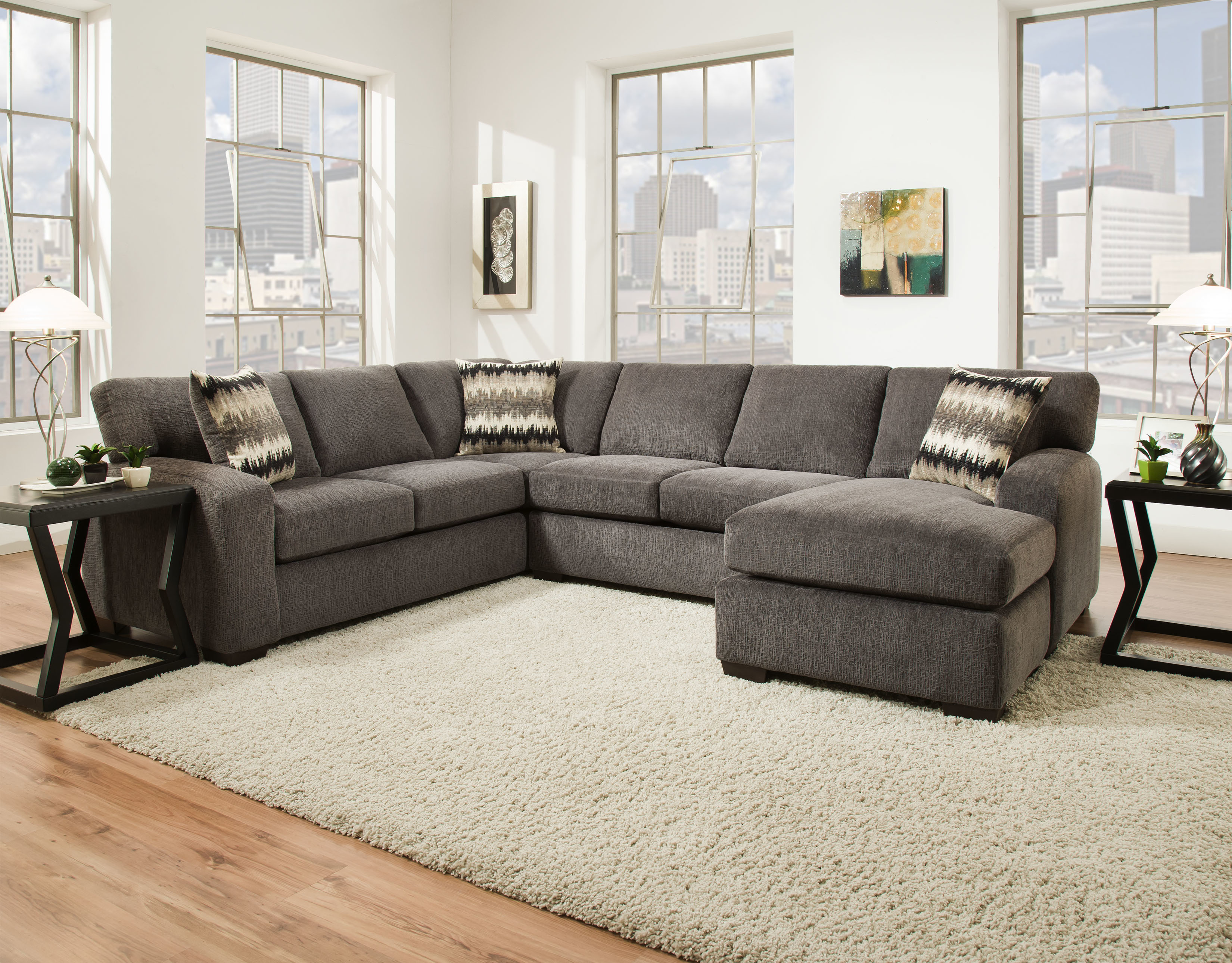 7 Sofas and Sectionals to Bring Style