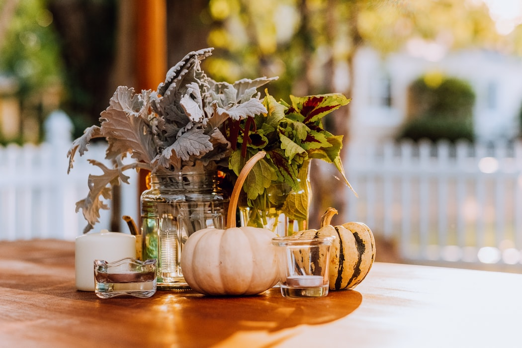 Oh My Gourd, 5 Tips to fall for Fall in your home
