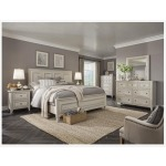 Raelynn Complete Queen Panel Bed