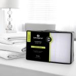 Hyper-Cotton Performance Sheet Set,White-Twin XL