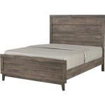 Tacoma Queen Panel Bed