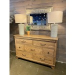 Cedar Lakes 7 Drawer Dresser