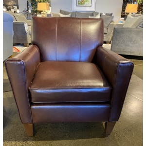 Collegedale Leather Chair