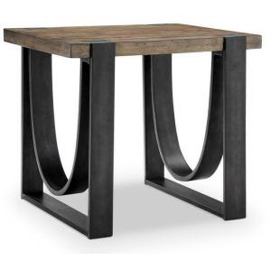 Bowden Rectangular End Table