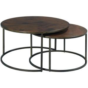 Sanford Round Nesting Cocktail Tables