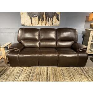 Softee Coffee Double Power Sofa