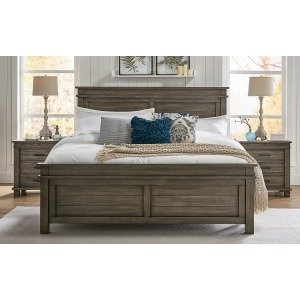 Glacier Point King Panel Bed