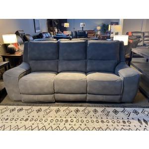 Charcoal Double Power Sofa