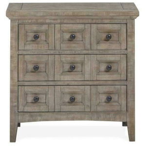 Paxton Place Drawer Nightstand (no touch lighting control)