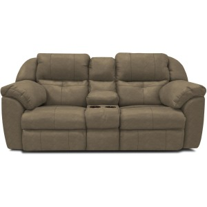 Dbl Recl Loveseat Console