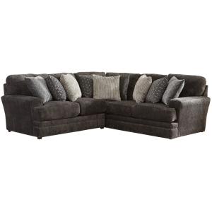 Mammoth Smoke 2PC Sectional (Right Corner Sofa)