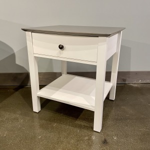 Shoreline One Drawer Nightstand