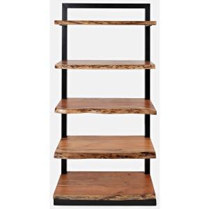 Nature's Edge 5 Shelf Bookcase