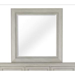 Raelynn Portrait Concave Framed Mirror