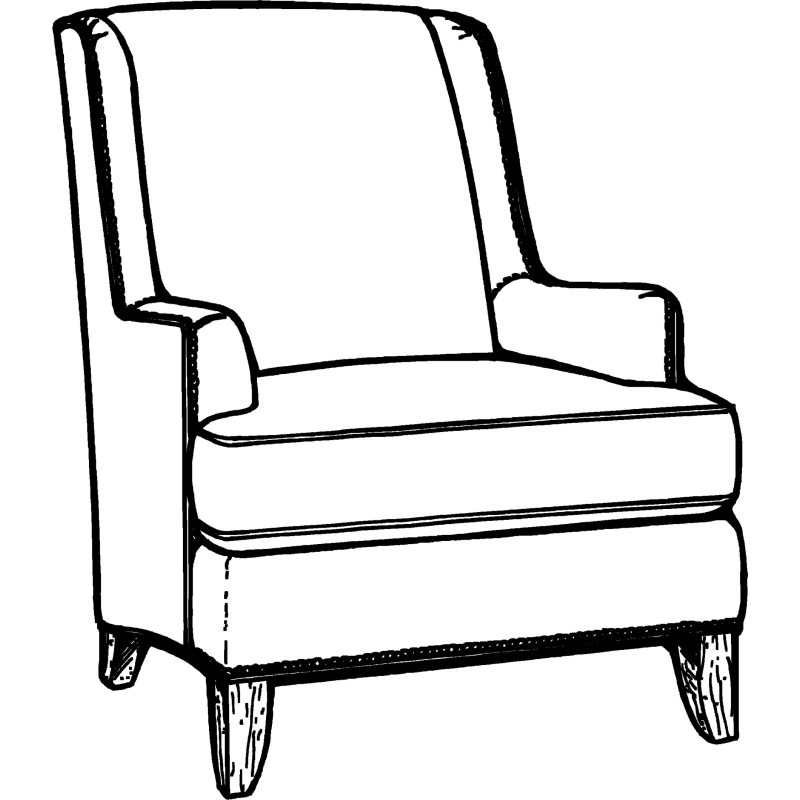 Stationary Chair