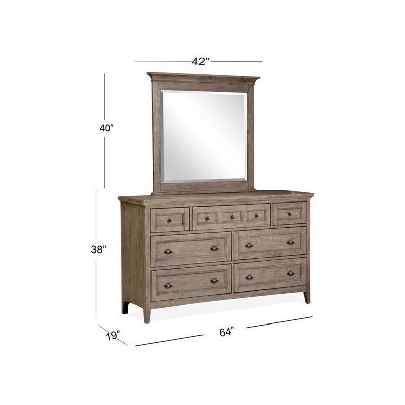 Paxton Place Drawer Dresser