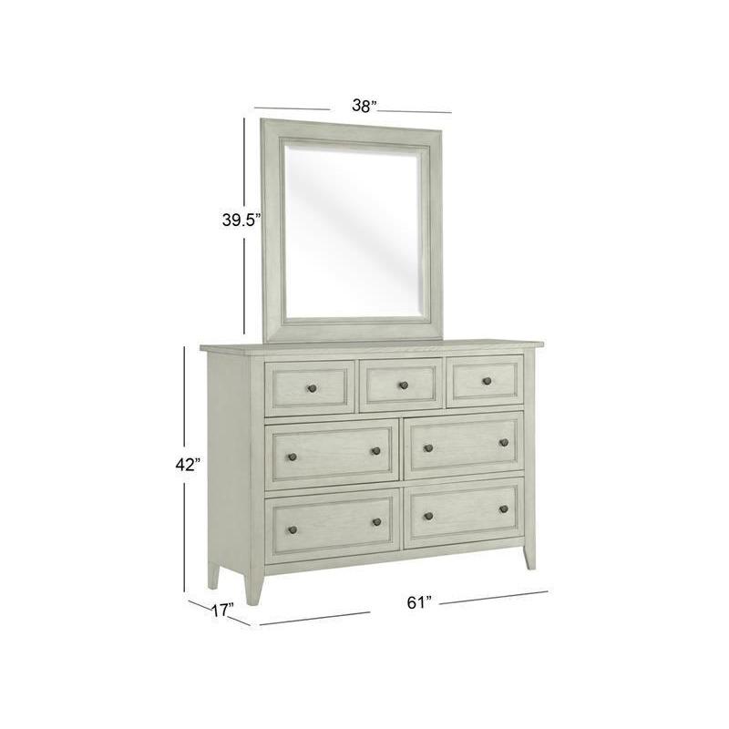 Raelynn Drawer Dresser