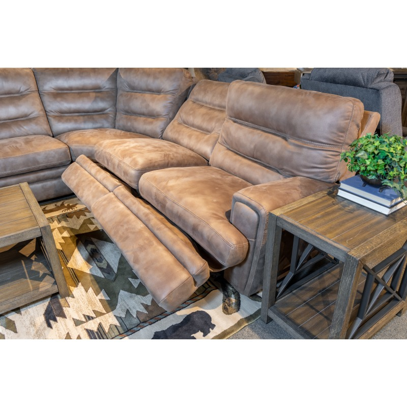 616 6PC Power Reclining Sectional